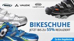 Bike-Schuhe jetzt bis zu 55 % reduziert @ fahrrad.de + 10 €uro Gutschein, RCP Mountain Comp 49,99 € (vorher 89,99 €)