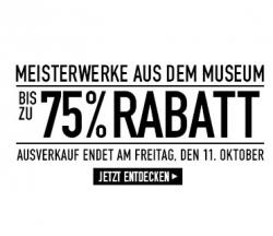 Bis zu 75% Rabatt auf Meisterwerke + 30 % Rabatt Gutschein auf das gesamte Sortiment (auch reduzierte Ware) bei Allposters