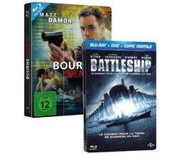 Blu-ray Steelbooks für 5,90€ @Media Markt