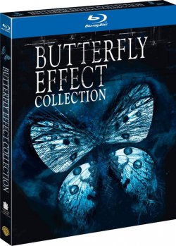 Butterfly Effect 1-3 Collection (Blu-ray) für 20,97 € + 5,00 € FSK 18 Versand (Idealo 29,99 €) @Amazon