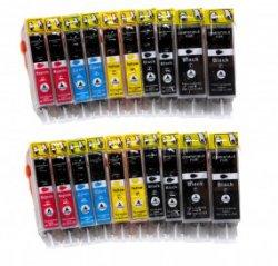 20 Tintenpatronen Canon CLI-526 für 14,50€ versandkostenfrei @365tageoffen.de