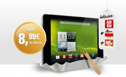 COMPUTER BILD ePaper, AUTO BILD App, SPORT BILD Plus und Acer Tablet für nur 8.99 €/ Monat 24 Monate Laufzeit
