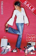 Damenmode, Sale bei Bon Prix mit bis zu  66 % Rabatt auf tolle Damenmode