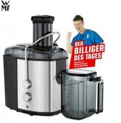 Der Billiger des Tages bei redcoon: WMF Kult pro Entsafter für nur 71,99€ inkl. Versand