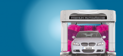 Die Premium Autowäsche bis zu 70% billiger