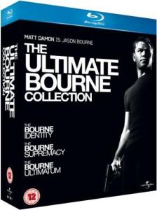Die Ultimate Bourne Collection [Blu-Ray]  für nur rund 9,36 € inkl. Versand! @ZAVVI