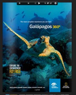 Doku DVDs und Broschüren von National Geographic gratis