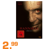 DVD´s von 2,99€ bis 4,99 € @Saturn, z.B. Hannibal für 2,99€, Two and a half Men S1 für 4,99€