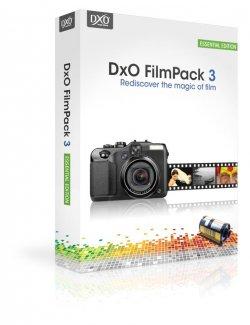 DxO FilmPack 3 Essential GRATIS (statt 44,89 € Normalpreis)