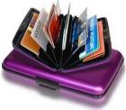 Etui für Kreditkarten, Geld, usw. mit Wunschgravur kostenlos @Gratis-Etui