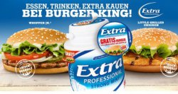 EXTRA Professional JETZT MIT GRATIS BURGER @burger King