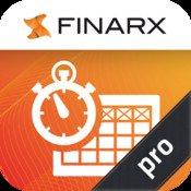 FINARX Timesheet Pro kostenlos (statt 5,49 Euro) für iOS Geräte bei iTunes