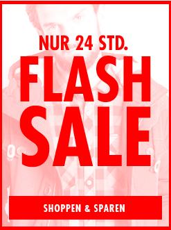 Flashsale mit 20% Extra-Rabatt auf alle reduzierten Artikel bei Frontlineshop