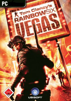 FSK 18 Game: Tom Clancy's Rainbow Six: Vegas GRATIS Download @Amazon