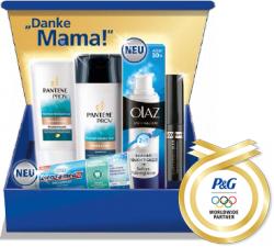 Gratis Beauty Box beim Kauf von P&G Artikeln im Wert von 15€