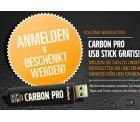 Gratis Carbon Pro USB Stick von Collonil