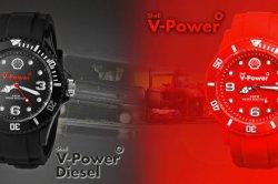 Gratis eine Uhr bekommen für V-Power tanken @SHELL