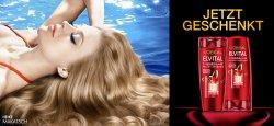 Gratis: Elvital Shampoo & Spülung kostenlos testen