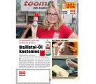 Gratis statt 5,10€ 100 ml Spray Ballistol Universalöl durch Gutschein von toom + Autobild