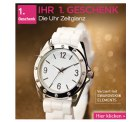 Gratis Uhr bei einer Bestellung ab 9€ @Pierre Ricaud + Neukunden-Gutschein