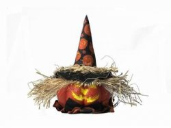 Halloween,Mr. Magic, beleuchteter Kürbiskopf (12 Volt) für 9,99 €uro @ amazon