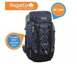 Heute beim iBOOD Extra: Regatta EU092 Survivor 35L Trekking- und Wanderrucksack für 27,95€ + Versand [Idealo: ~43]