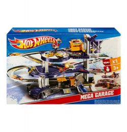 Hot Wheels Turbo Town – Spielset Garage für 26,39 € (Idealo 38,89 €) @galeria-kaufhof.de
