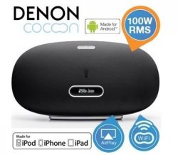 iBOOD Extra: Denon Cocoon Home Soundsystem & Dock für iPod/iPhone/iPad für nur 169€