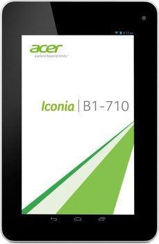 Iconia B1 (7 Zoll, 16GB, Android 4.1, Dual-Core) + 3 Monate PNN für 80,25€