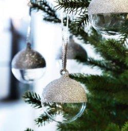 IKEA: 4 Euro Rabattcoupon zum Ausdrucken für Weihnachtskugeln und damit 50% sparen