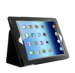 iPad 5 Hülle – Leder Etui 1Cent !!!! + 2,00€ Versand @Amazon