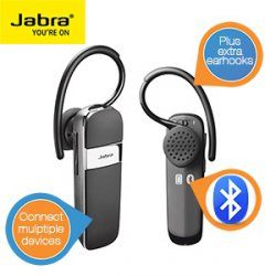 Jabra Talk Multifunktions-Bluetooth-Headset für 22,90€ (Idealo 28,00€) @iBOOD Extra
