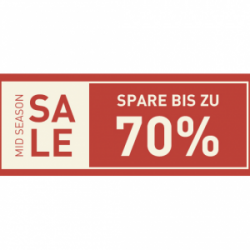 Jack & Jones Mid-Season-Sale mit bis zu 70%
