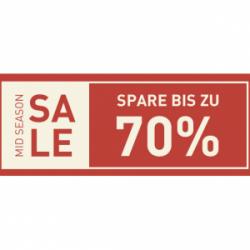 Jack & Jones Mid-Season-Sale mit bis zu 70%