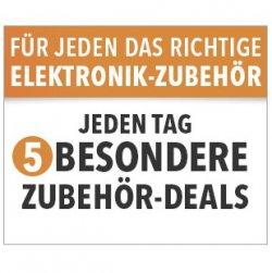 Jeden Tag 5 besondere Zubehör-Deals @Amazon