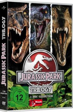 Jurassic Park – The Ultimate Collection DVD-Box für 5 Euro (statt 12,87 Euro Idealo) bei Saturn.de