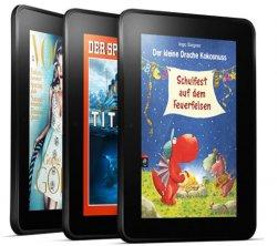 Kindle Fire HD mit 16GB für 105,90€