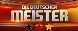 Kostenlose Freikarten für die ARD-Fernsehshow *Die Deutschen Meister 2013* @mediabolo.de