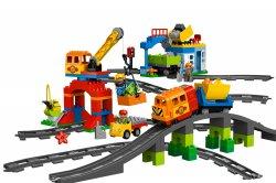Lego Duplo Eisenbahn  Super Set nur 80€ statt 96€ @Amazon.de
