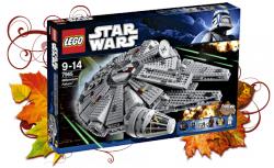 [Lokal] Lego Millenium Faclon für 99€ @ real Deal des Tages