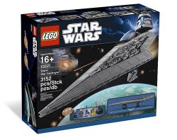 Lego Star Wars Super Star Destroyer für 301,50€ statt 368,90 € @amazon.fr