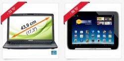 Medion Geheimverkauf bis 30.10. 23.59Uhr, z.B. Medion Tablet-PC für 149€ [Idealo: 189€], Medion 3TB NAS für 139€ [Idealo: 169€]