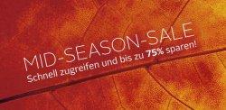 Mid-Season-Sale bei Otto mit bis zu 75% Rabatt