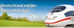 Mit der Deutschen Bahn und LTUR für nur 36€ nach Dänemark