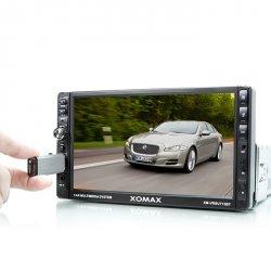 XOMAX XM-VRSU713BT Multimedia und Entertaintmentsystem für 99,95 Euro zzgl. 3,90 Euro Versand (statt Idealo 110,67 Euro) bei Autoradio 24
