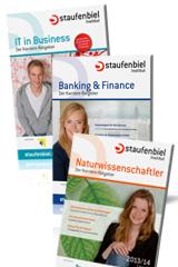 Neue Karriere-Ratgeber von Staufenbiel – Kostenlos!