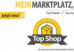 Neuer 10 € Gutschein (bis zu 13%) für MeinPaket – MBW 75€