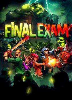 PC Game: Final Exam jetzt kostenlos steamen