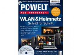 PC Welt Sonderheft WLAN & Heimnetz Gratis als Download