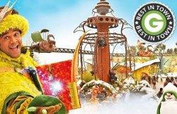 Phantasialand Wintertraum: Einen Tag lang Aktion, Shows und Magie für nur 21 € p.P. @groupon